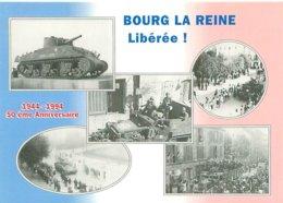 Cpsm -   Bourg La Reine - 1944 . 1994       V686 - Bourg La Reine