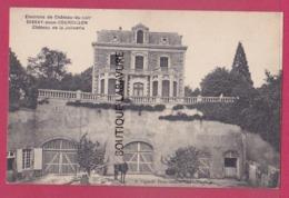 72 - DISSAY SOUS COURCILLON----Château De La Joliverie---animé - Other Municipalities