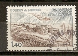 Andorra Vue View Bordes De Mereig Obl - French Andorra