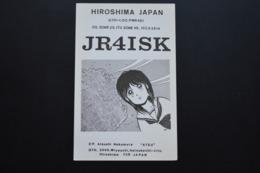HIROSHIMA JAPAN YEAR 1977 - Amateurfunk