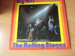 Vinyl Lp Rolling Stones Umschlag Nicht Mehr So Toll - Hard Rock & Metal