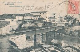 ALGECIRAS - N° 1852 - PUENTE SOBRE EL RIO DE LA MIEL - Cádiz