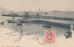 ALGECIRAS - N° 1850 - LOS MUELLES - Cádiz