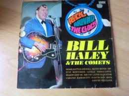 Vinyl Lp  Bill Haley  Umschlag Geht - Hard Rock & Metal