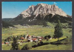 82147/ LERMOOS Mit Zugspitze - Lermoos