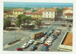 ROSIGNANO SOLVAY - PIAZZA DELLA REPUBBLICA VIAGGIATA  FG - Livorno
