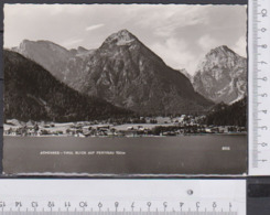 Achensee Tirol Blick Auf Pertisau Ungelaufen AK 295 - Gerlos