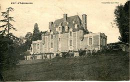 N°75918 -cpa Trouville Sur Mer -Château D'Aguesseau- - Trouville