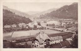 Dörfl (Lilienfeld) * Bahnhof, Eisenbahn, Brücke, Teilansicht * Österreich * AK1115 - Lilienfeld