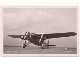AVION - Fokker XII - Service Hollande-Les Indes Néerlandaises - 1919-1938: Fra Le Due Guerre