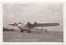 """AVION - Monoplan Armstrong - Whitworth XV """"Atalanta"""" - 1919-1938: Entre Guerres"""
