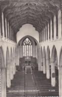 SWAFFHAM CHURCH INTERIOR - Angleterre