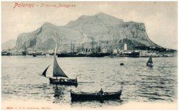 PALERMO - Il Monte Pellegrino - Palermo