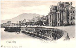 PALERMO - Porta Felice E Foro Italico - Palermo