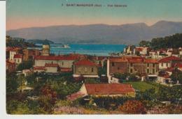 CP -  SAINT MANDRIER - VUE GENERALE - 7 - Saint-Mandrier-sur-Mer