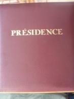 ALBUM PRESIDENCE. Cote : 3500€. TP Luxes. 1900 à 1945. - France