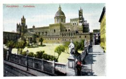 PALERMO - Cattedrale - Palermo