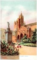 PALERMO - Cattedrale - Illustrateur Civiletti - Palermo