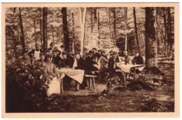 NANCY - Ecole Nationale Des Eaux Et Fôrets - Excursion En Forêt : Le Déjeuner - Nancy