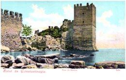 Salut De CONSTANTINOPLE - Tour De Marbre - Turquie