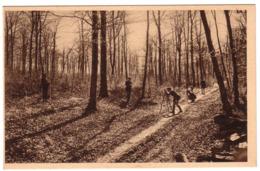 NANCY - Ecole Nationale Des Eaux Et Fôrets - Exercice De Levé En Forêt De HAYE - Nancy