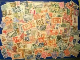 Vrac De 194 Timbres Colonies Françaises + France - Départ à 8 Euros PORT COMPRIS - Postzegels