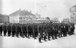BESANCON - Carte-photo - Fête Du 60ème Régiment D'Infanterie. 25 Juin 1936. Photo Larcher - Besancon