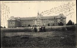 Cp Francheville Le Bas Rhône, Grand Séminaire Transformé En Ambulance - Frankreich