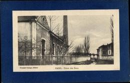 Cp Fains Lothringen Meuse, Usine Des Eaux - Francia