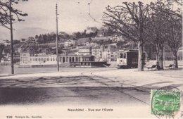 L100E_237 - Neuchâtel N° 196 - Vue Sur L'Evole - NE Neuchâtel