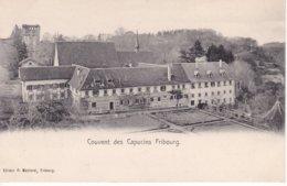L100E_248 - Fribourg - Couvent Des Capucins - FR Fribourg
