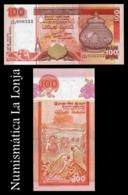Sri Lanka 100 Rupees 2005 Pick 111d SC UNC - Sri Lanka
