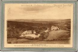 CPA - Environs De CHATEAU-CHINON (58) - GRAVILLOT - Aspect Des Fermes Autour De L'étang De Gravillot En 1933 - Chateau Chinon