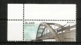 ALAND. Bomarsund Bridge. Europa 2018. Timbre Neuf ** - Ponti