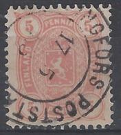 Finlandia U   14 (o) Usado. 1875 - 1856-1917 Russian Government