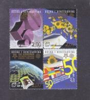 Bosnia And Herzegovina Croatian (Mostar) 2006  Europa CEPT - 50 Years Of EUROPA Stamps MNH - Europa-CEPT