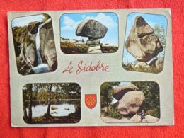 CPSM DOLMEN & MENHIR Le SIDOBRE - Dolmen & Menhirs