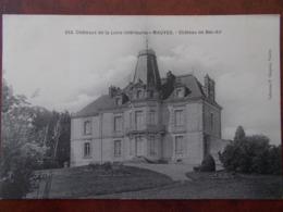44 - MAUVES - Château De Bel Air. - Mauves-sur-Loire
