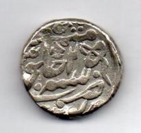 INDE - BUNDI, 1 Rupee, Silver, Year 2, KM #C30 - Inde