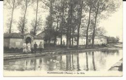 CPA - MANHEULLES - 55 MEUSE - LE GRIE - France