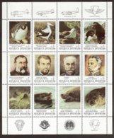 Argentine Argentinie 1983 Yvertn° 1392-1403 *** MNH Cote 6,00  Euro Faune Oiseaux Vogels Birds - Neufs