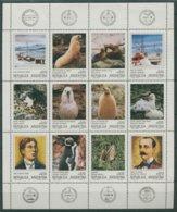 Argentine Argentinie 1986 Yvertn° 1522-1533 *** MNH Cote 12,00  Euro Faune Oiseaux Vogels Birds - Neufs