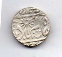 INDE - CHHATARPUR, 1 Rupee, Silver, (AH 1192), Year 25, KM #19 - India