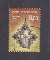 Bosnia And Herzegovina Croatian (Mostar) 2006 Ethnological Treasures - Women Jeweiry Of Humac Used - Musea