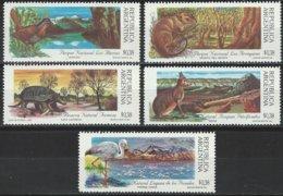 Argentine Argentinie 1992 Yvertn° 1776-1780 *** MNH Cote 8,25  Euro Faune Flore - Neufs
