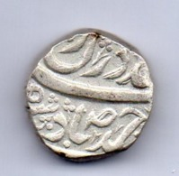 INDE - CIS SUTLEZ, 1 Rupee, Silver, AH 1229-1361, KM #30 - Inde