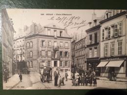 SEDAN- Place D'Harcourt - Sedan