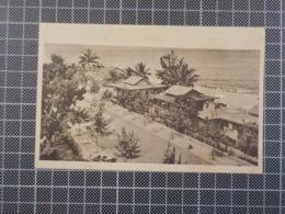 11.651) Angola Africa Portuguesa Lobito Bungalows Com A Praia De Banhos Foto Corte Real - Angola