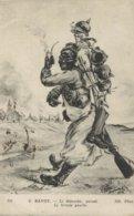 Illustrateur C.Ravot - Li Macache - Casque à Pointe Allemand - 2 Scans - War 1914-18