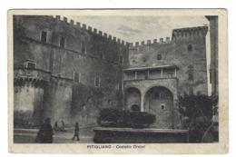 976 - PITIGLIANO GROSSETO CASTELLO ORSINI ANIMATA 1930 - Grosseto